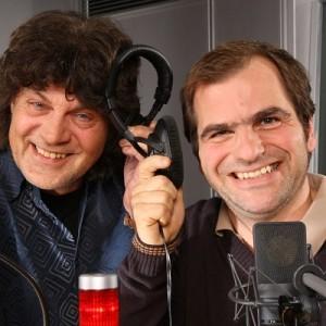 Andreas Altenburg und Harald Wehmeier