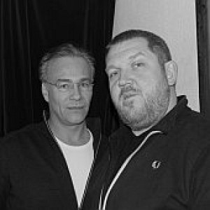 Klaus J. Behrendt und Dietmar Bär