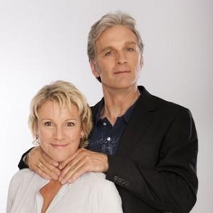 Mariele Millowitsch und Walter Sittler