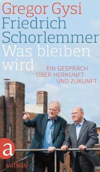 Gysi Schorlemmer Buch