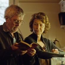 Charlotte Rampling und Tom Courtenay