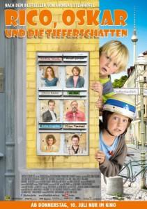 Plakat Rico, Oskar, Tieferschatten